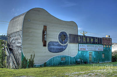 Photograph - Abandon Country Music Museum by Photography by Laura Lee
