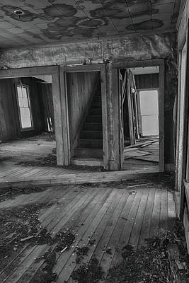 Photograph - Abandoned #1 by Bonnie Bruno