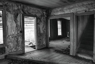 Photograph - Abandoned #2 by Bonnie Bruno