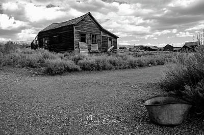 Photograph - Abandoned 2 by Nick Boren