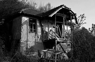 Photograph - Abandoned And Forgotten 3 by Rumiana Nikolova