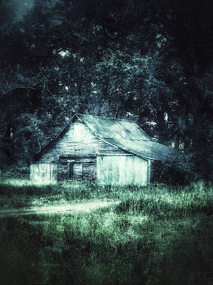 Photograph - Abandoned And Forgotten by Angela King-Jones
