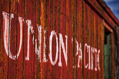Photograph - Abandoned Caboose by Stuart Litoff