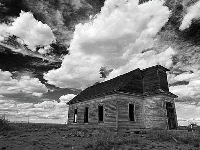 Photograph - Abandoned Church  by Catherine Link