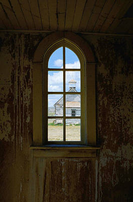Photograph - Abandoned Churches by Lawrence Christopher