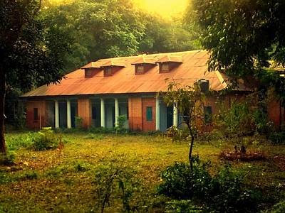 Photograph - Abandoned Cottage by Salman Ravish