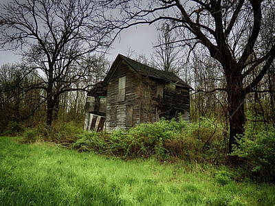 Photograph - Abandoned Dreams by Leslie Montgomery
