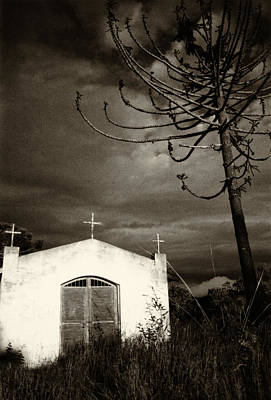 Photograph - Abandoned Faith by Amarildo Correa