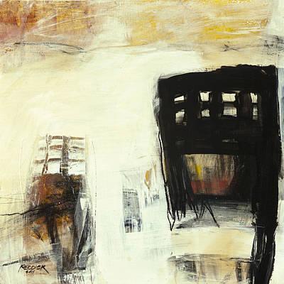 Painting - Abandoned by Gary Reddick