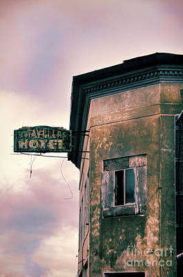 Photograph - Abandoned Hotel by Jill Battaglia