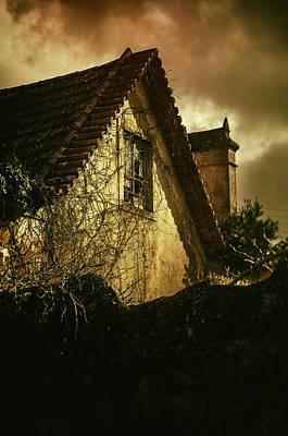 Photograph - Abandoned House by Carlos Caetano
