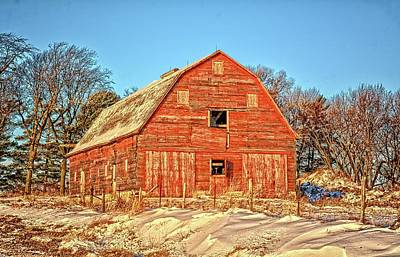 Photograph - Abandoned In Franklin by Bonfire Photography