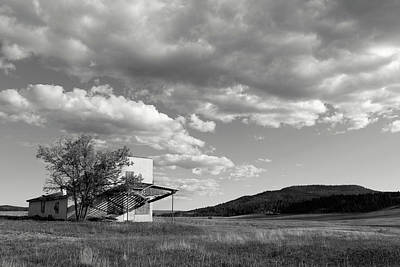 Photograph - Abandoned In Wyoming by Angela Moyer
