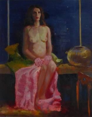 Painting - Abandoned by Irena Jablonski