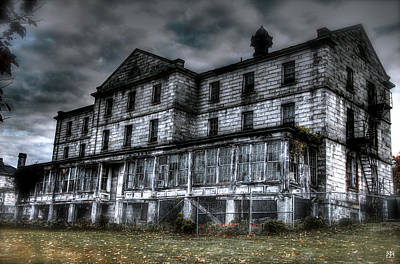 Photograph - Abandoned by John Meader