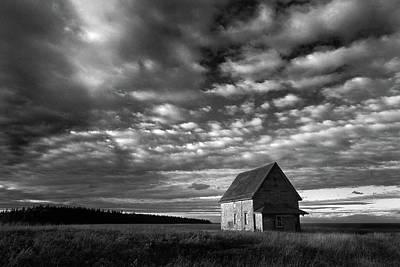 Photograph - Abandoned  by Joshua Hakin