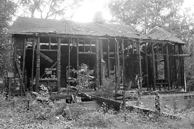 Photograph - Abandoned Lancaster 2 by Joseph C Hinson Photography