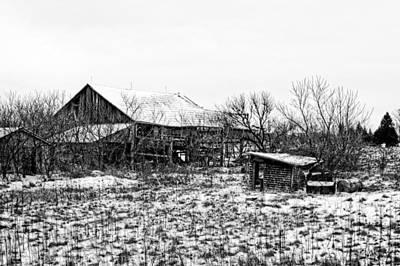 Abandoned Livelihood Original by Phill Doherty