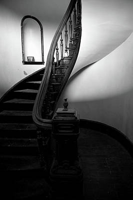 Photograph - Abandoned Mansion #2 by Ron Weathers