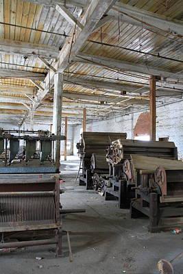 Photograph - Abandoned Mill by Karen Ruhl