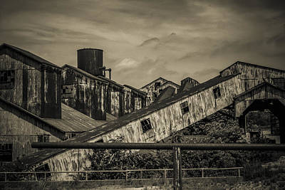 Photograph - Abandoned Mine by Kristy Creighton