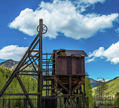 Photograph - Abandoned Mine by Stephen Whalen