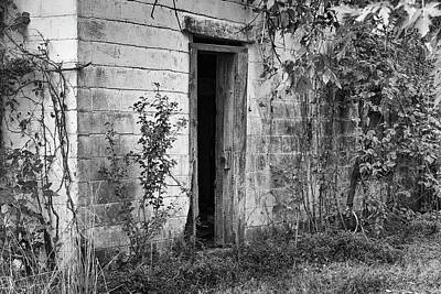 Photograph - Abandoned by MotionOne Studios