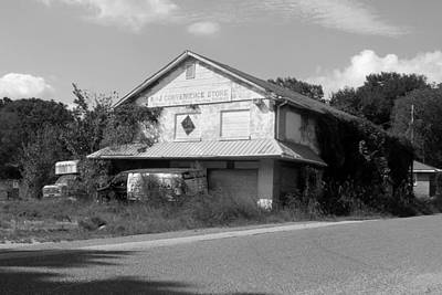 Photograph - Abandoned N And J Convenience Store 8 by Joseph C Hinson Photography