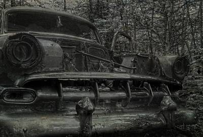 Photograph - Abandoned Near Yarker 1 by Jim Vance