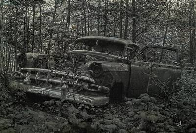 Photograph - Abandoned Near Yarker 2 by Jim Vance