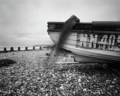 Photograph - Abandoned Nn405 Pinhole Photo by Will Gudgeon