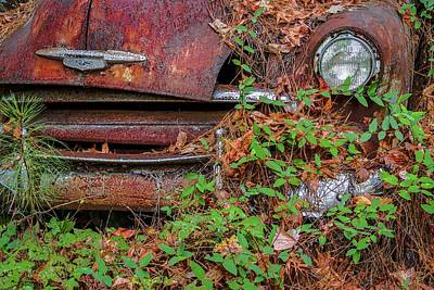 Photograph - Abandoned by Patrice Zinck