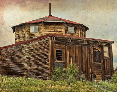 Photograph - Abandoned by Steven Parker