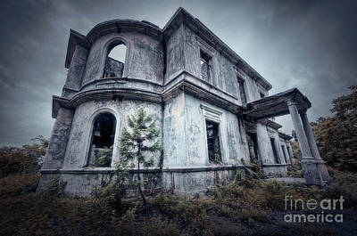Abandoned Art Print by Svetlana Sewell
