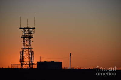 Photograph - Abandoned Tower by Mark McReynolds