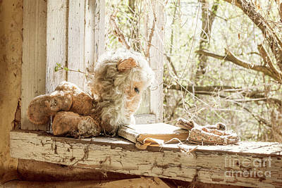 Photograph - Abandoned Toys by Juli Scalzi