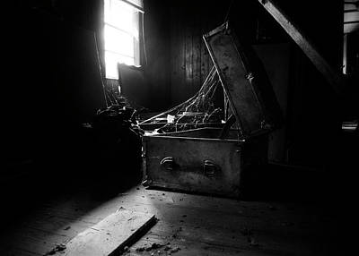 Photograph - Abandoned Trunk by Greg Mimbs