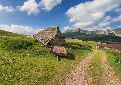 Photograph - Abandoned Village by Bez Dan