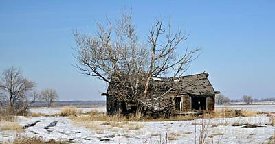 Photograph - Abandonment by Chalet Roome-Rigdon
