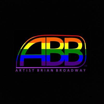 Bisexual Digital Art - Abb Lgbt by Brian Broadway