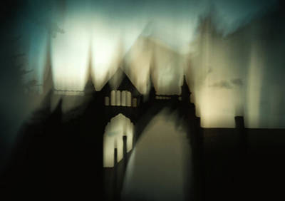Icm Photograph - Abbey by Chris Dale
