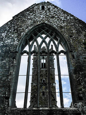 Photograph - Abbey Of Ireland by Lexa Harpell