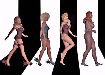 Abbey Road Girls Original