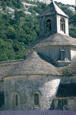 Photograph - Abbeye De Senanque by Flavia Westerwelle