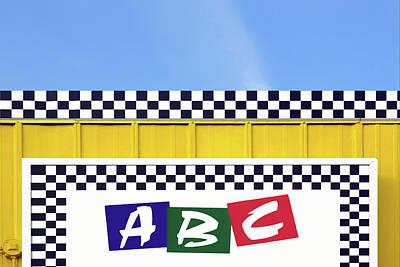 Photograph - ABC by Nikolyn McDonald