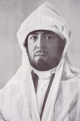 Moroccan Drawing - Abd Al-aziz, 1878 - 1943. Sultan Of by Vintage Design Pics