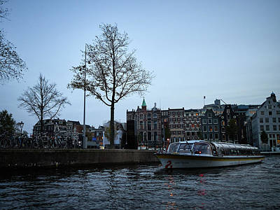 Photograph - Abel Tasman. Amsterdam by Jouko Lehto