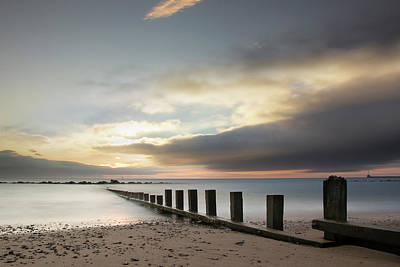 Photograph - Aberdeen Beach by Veli Bariskan