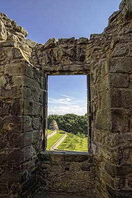 Photograph - Aberdour Castle by Jeremy Lavender Photography