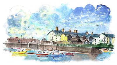 Painting - Aberystwyth 01 by Miki De Goodaboom